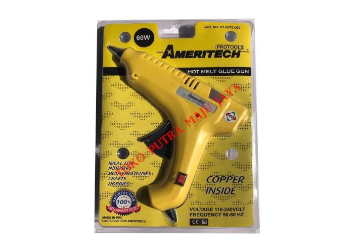 harga Lem tembak / glue gund ameritech besar ( 60 watt ) Tokopedia.com
