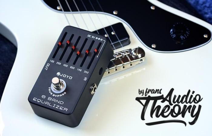 harga Joyo stompbox jf11 6 band equalizer effect / efek pedal gitar origina Tokopedia.com