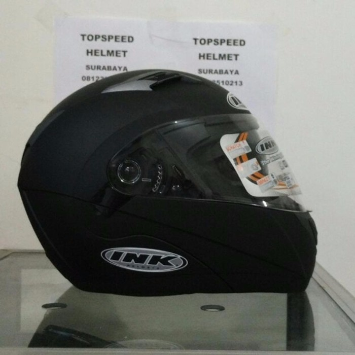 Helm ink adventure flip up BEST QUALITY 3