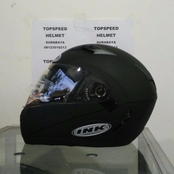 Helm ink adventure flip up BEST QUALITY 2