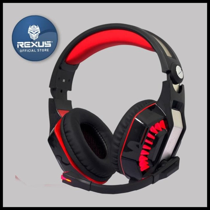 Foto Produk (New Arrival!!) Rexus Headset Gaming Thundervox Hx2 !! dari Dina Kids