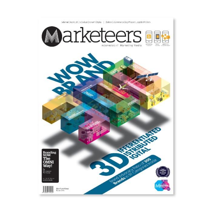 harga Majalah marketeers edisi maret 2018 Tokopedia.com