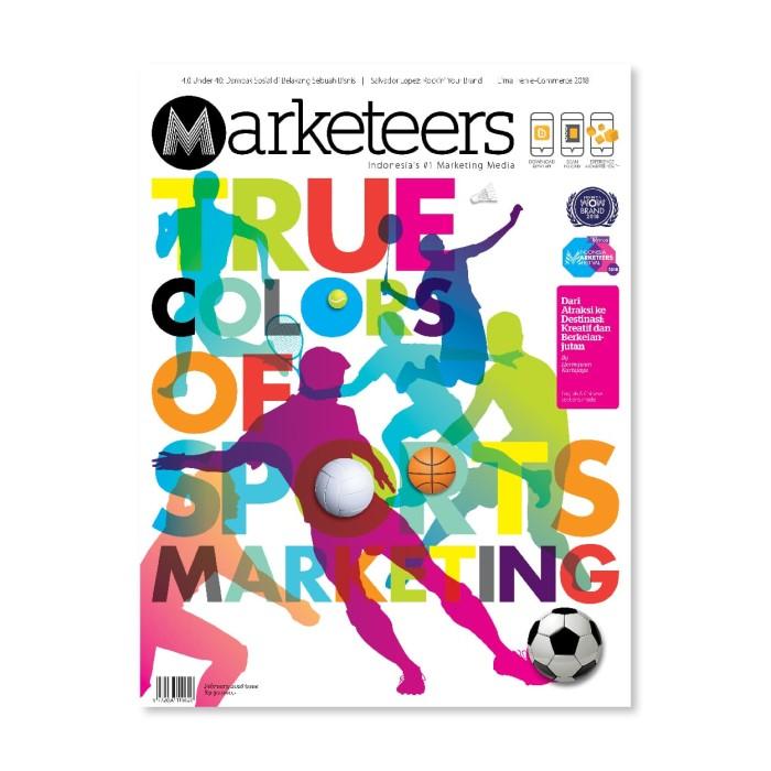 harga Majalah marketeers edisi februari 2018 Tokopedia.com