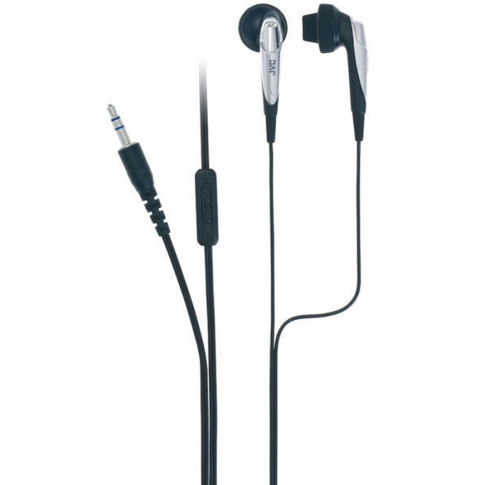 harga Jvc ha-f75v earbuds Tokopedia.com