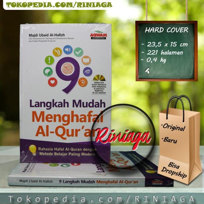 Religi 9 Langkah Mudah Menghafal Al Qur'an / Al Quran Aqwam Riniaga