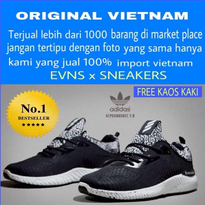 Jual SEPATU ADIDAS ALPHABOUNCE NEW SPORT 2 MURAH - gudang sepatu ... f375452265