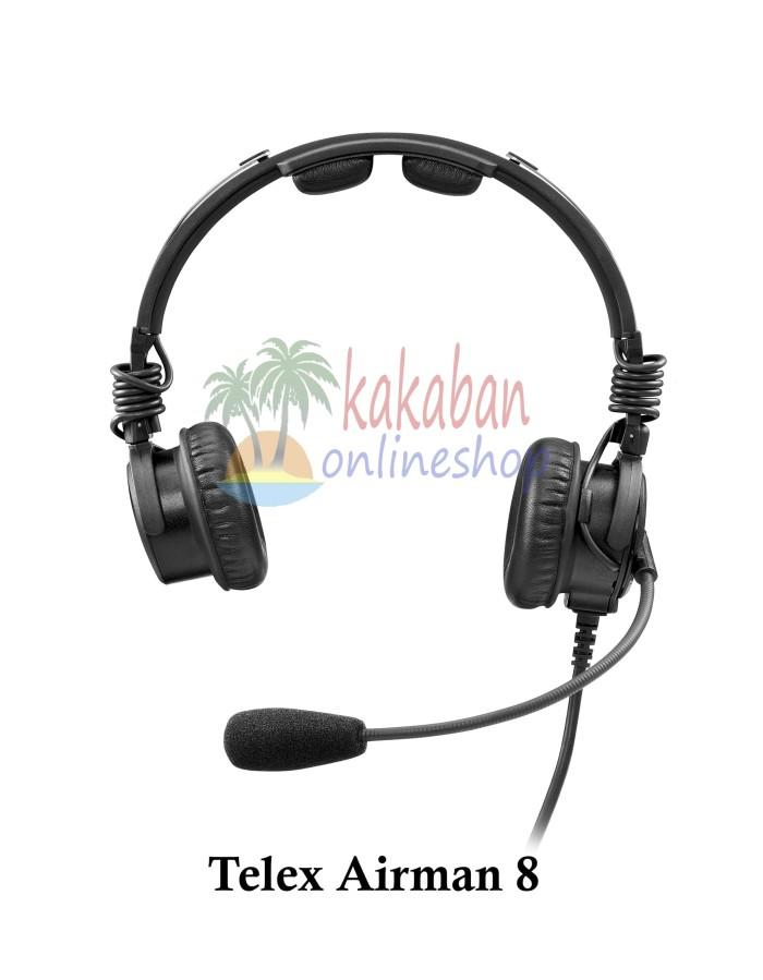 84ddacb9b41 Jual Telex Airman 8 ANR Headset - Kota Administrasi Jakarta Pusat ...