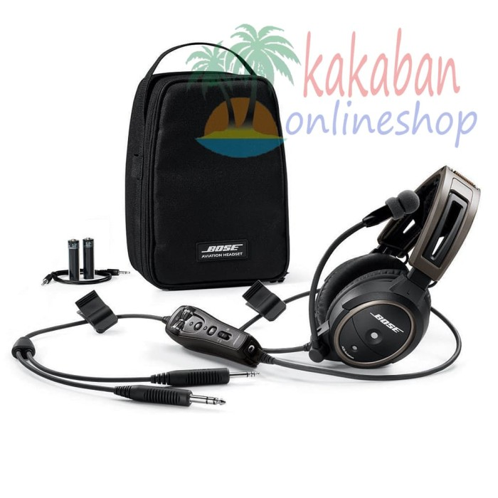 d512f31f085 harga Bose a20 aviation headset with bluetooth Tokopedia.com