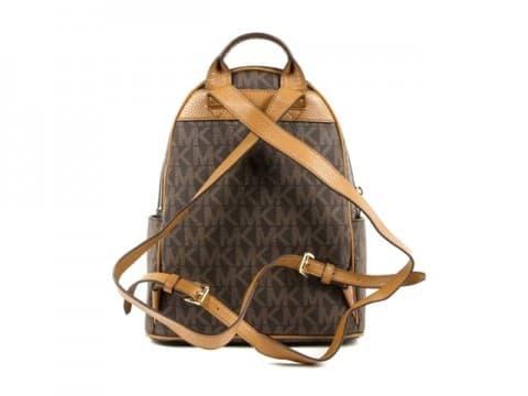 9f8dbe55863432 Jual MK Abbey Brown XS Studded Mini Backpack Acorn - rachelle ...