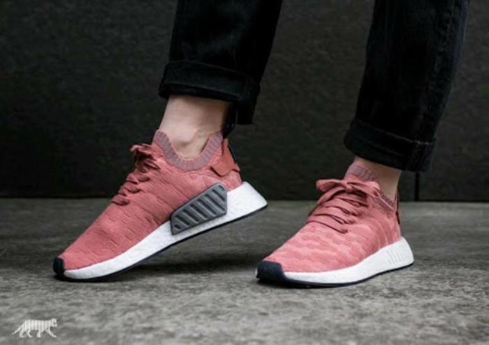 Jual Sepatu Adidas NMD Raw Pink Women Premium Merah Muda, 40 Jakarta Selatan Gayoshoop | Tokopedia