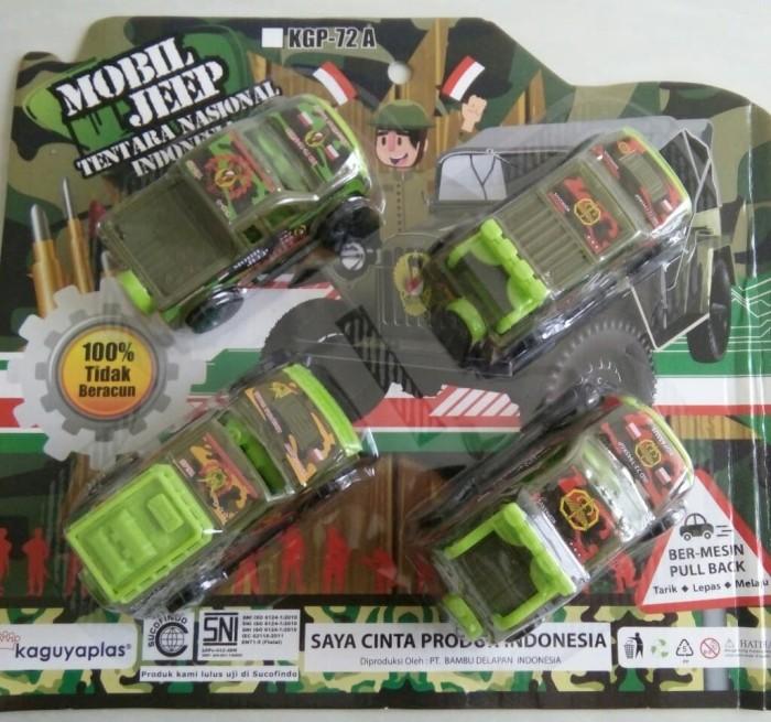 harga Mainan mobil jeep edisi tentara indonesia Tokopedia.com