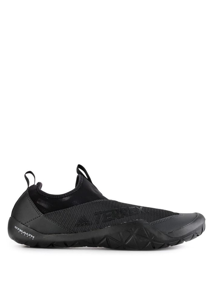 harga Sepatu adidas terrex climacool jawpaw ii original slip on - core black Tokopedia.com