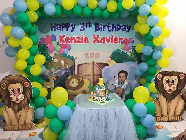 Jual Dekorasi Balon Ulang Tahun Anak Kota Tangerang Selatan Dekor Balon Styrofoam Tokopedia