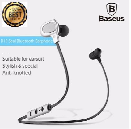 harga Bluetooth earphone baseus b15 Tokopedia.com