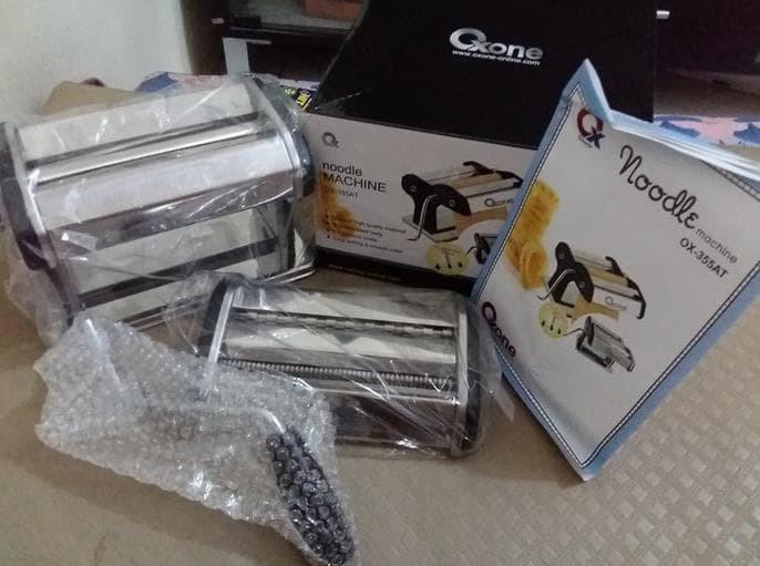 Gilingan Mie / Noodle Pasta Oxone Ox-355At Murah