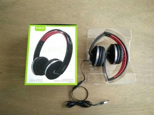 harga Headphone robot rh-p01 Tokopedia.com