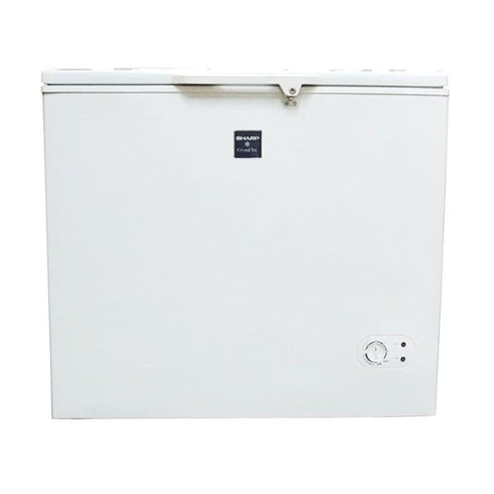 harga Sharp - chest freezer frv300 Tokopedia.com