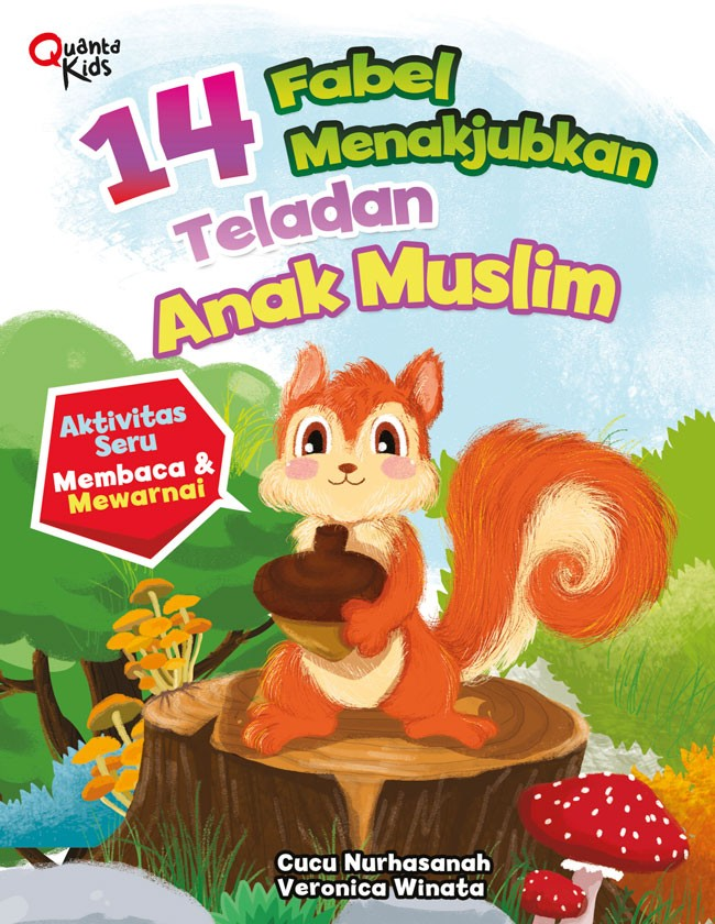 harga 14 fabel menakjubkan teladan anak muslim Tokopedia.com