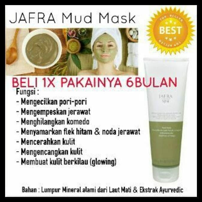 Info Mud Mask Jafra Travelbon.com