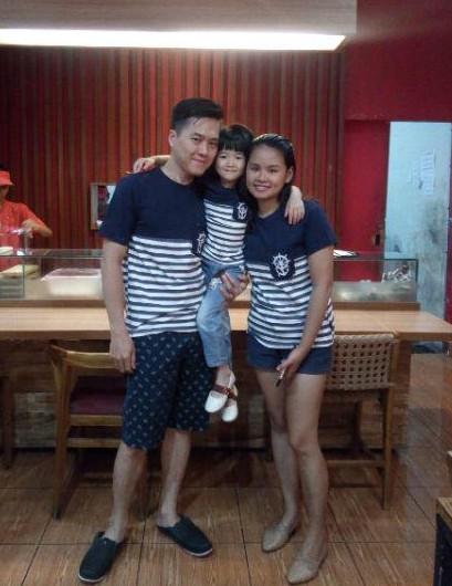 harga Baju couple family keren sailor navy - pakaian berpasangan sekeluarga Tokopedia.com