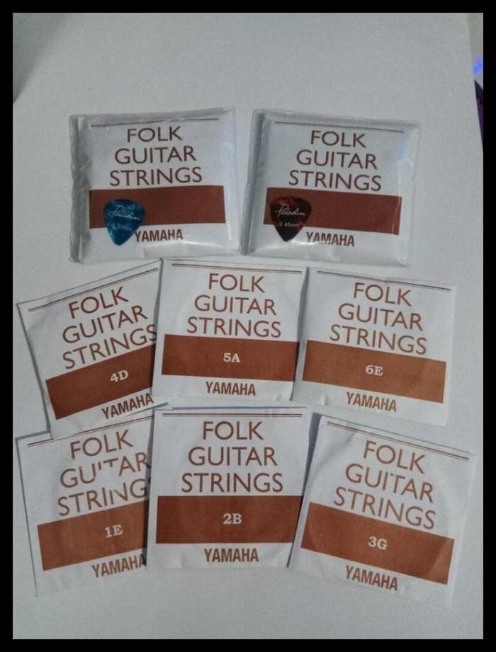 Gambar Senar Gitar Yamaha String Senar