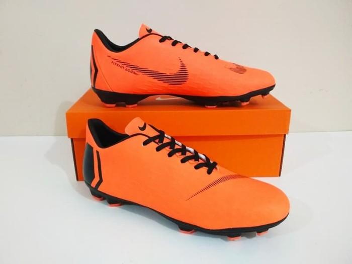 Jual SEPATU BOLA Nike Mercurial Vapor FG MURAH BERKUALITAS (Orange ... d2c8271c92b7