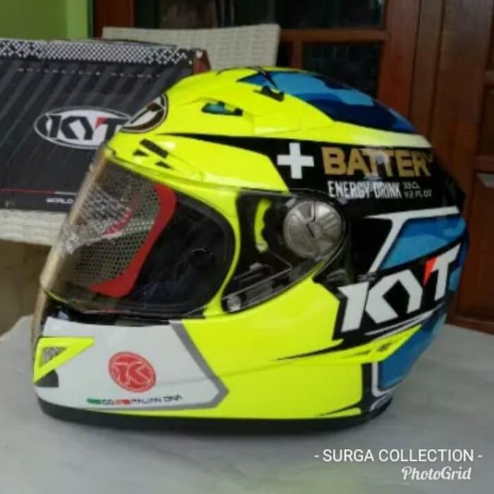 ad600102 Jual Helm KYT C5 SE MOTO GP Aleix Espargaro - Kota Surabaya - Surga ...