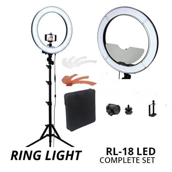 Ring light rl-18 led kit