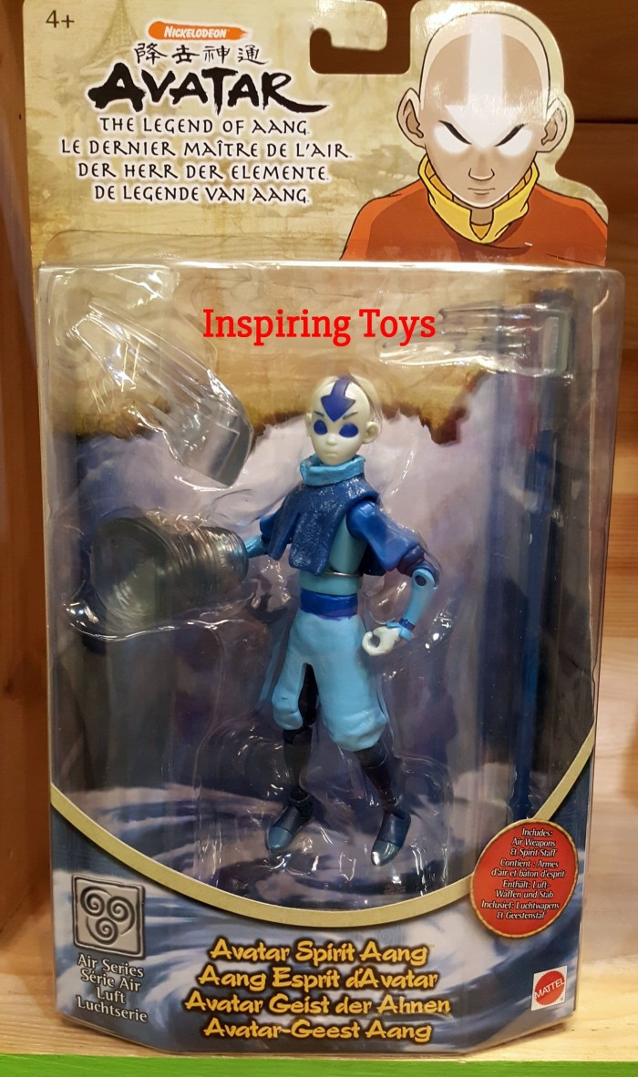 Jual Avatar The Last Airbender Aang Spirit Kota Bandung Inspiring Toys