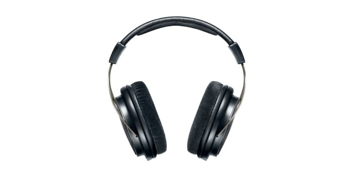 Shure SRH-1840 Professional Open Back Headphones