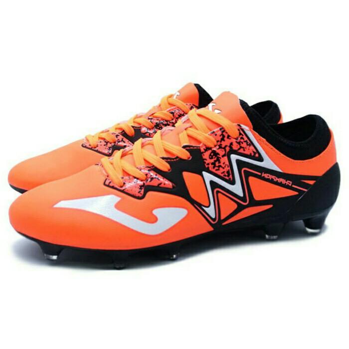 1deb27d3afd79 Jual Sepatu Bola Joma Champion Max 708 FG (Orange Fluor) - Takeshoes ...