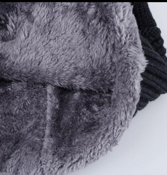 kupluk rajut beanie   topi pria import murah   topi winter lembut - Navy dcdf68d0bf
