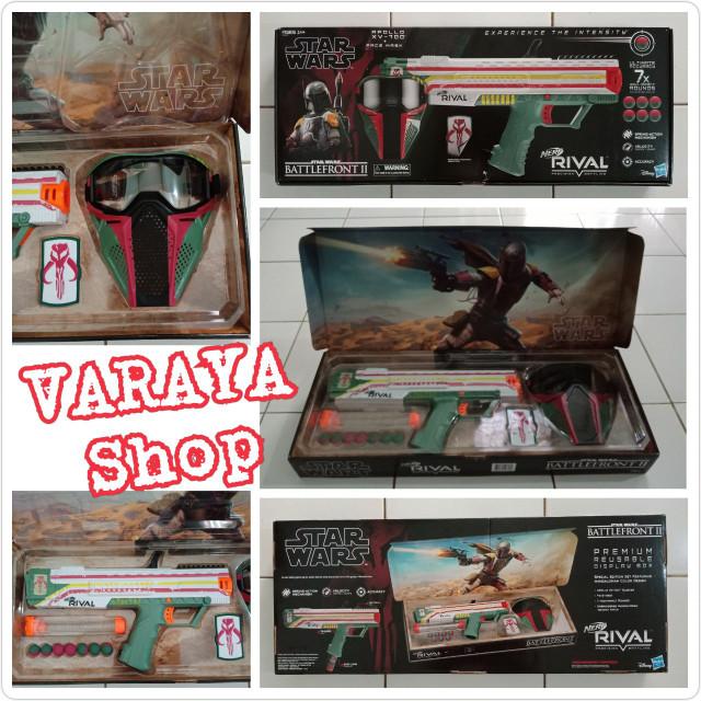 harga Nerf rival star wars battlefront apollo xv-700 [limited item] Tokopedia.com