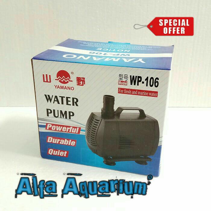 Jual Mesin Pompa Air Terbaik WP 106 Berkualitas Hidroponik ...