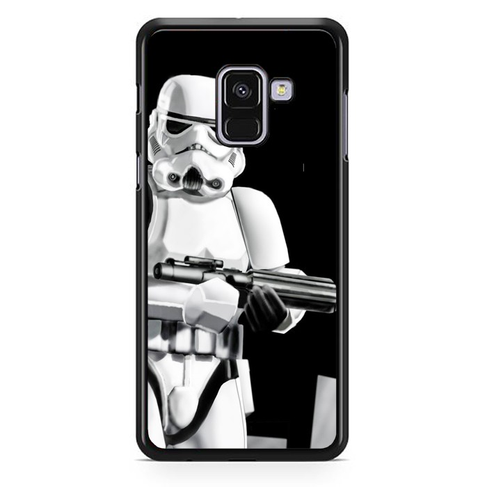 harga Star wars stormtrooper y0060 samsung a8 2018 custom case Tokopedia.com