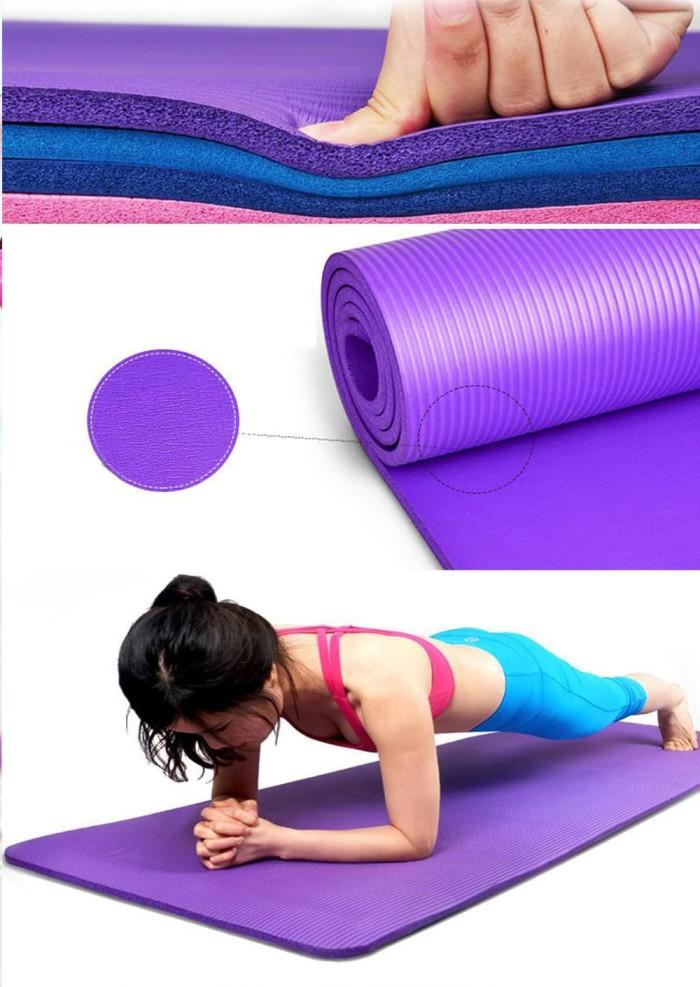 harga Matras yoga | karpet alas untuk olah raga yoga Tokopedia.com