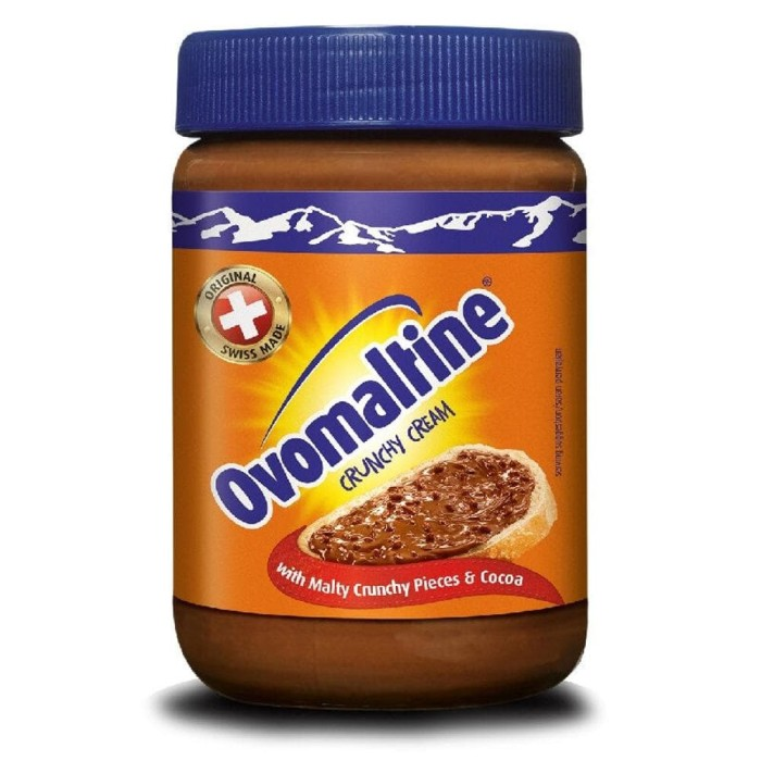 harga Ovomaltine crunchy cream 680gr Tokopedia.com