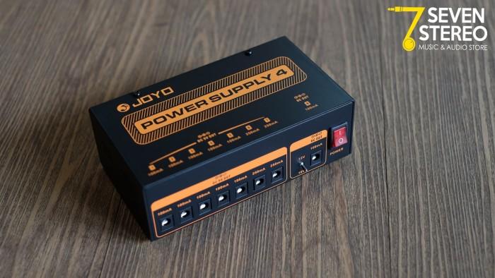 harga Joyo jp-04 power supply untuk effect stompbox pedal Tokopedia.com