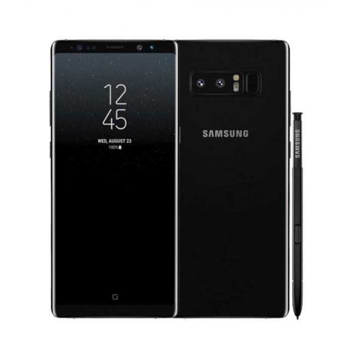 harga Samsung galaxy note 8 black sein new Tokopedia.com
