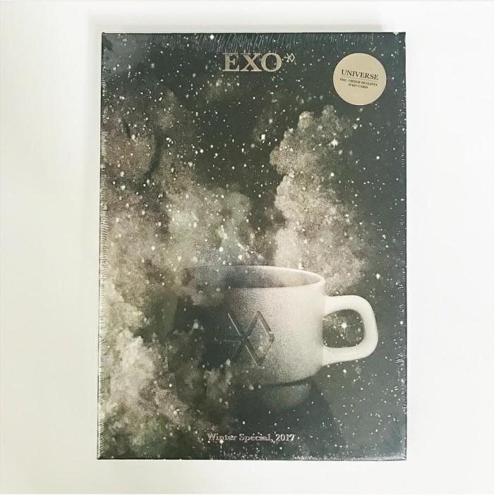 harga Exo - winter album 2017 Tokopedia.com