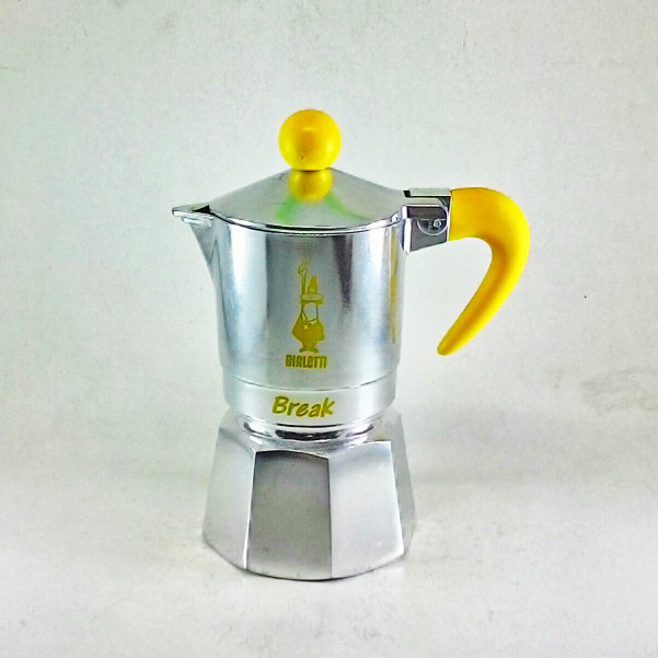 harga Bialetti break moka pot coffee maker for 1 cup Tokopedia.com