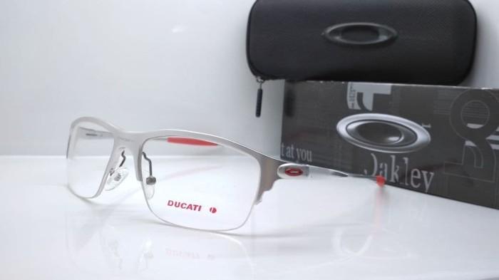 ... harga Kacamata oakley frame half wire sport gan Tokopedia.com 53d962b23f