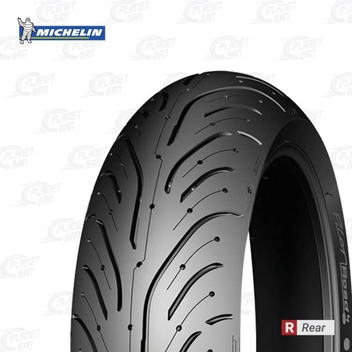 Jual Michelin Pilot Road 4 Rad 150/70-17 Harga Promo Terbaru