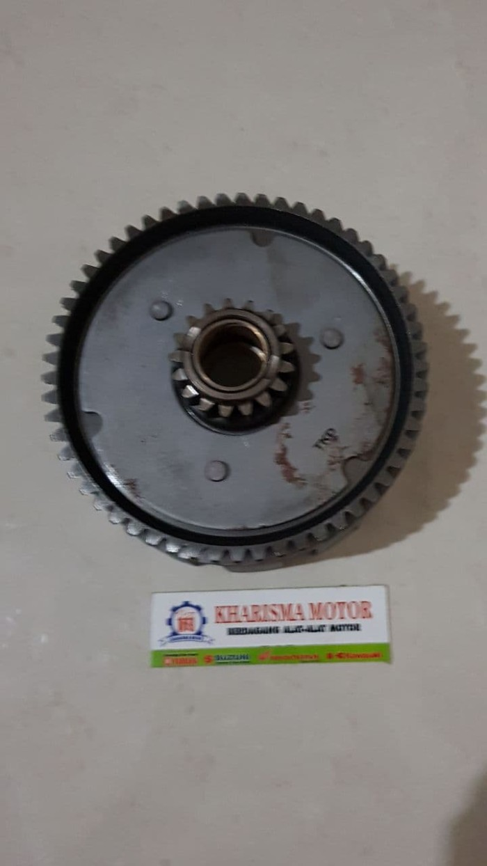 Jual RUMAH KOPLING SUZUKI TS100 57T Kab Bangka Tengah Kharisma Motor Pkp