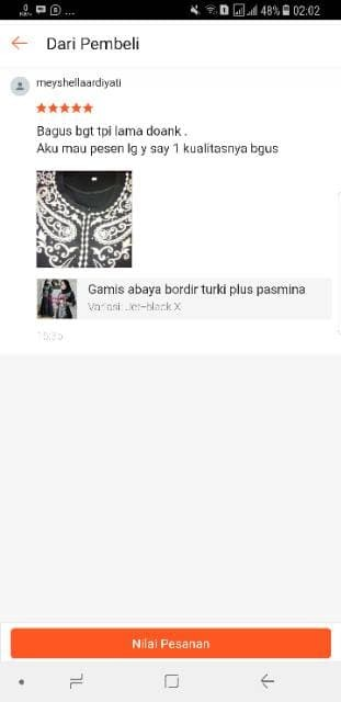 Info Abaya Turki Hargano.com