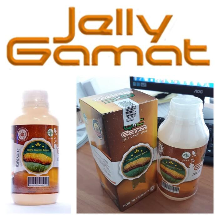 Foto Produk Qnc Jelly Gamat Asli 100% ORIGINAL dari Banten_Herbal