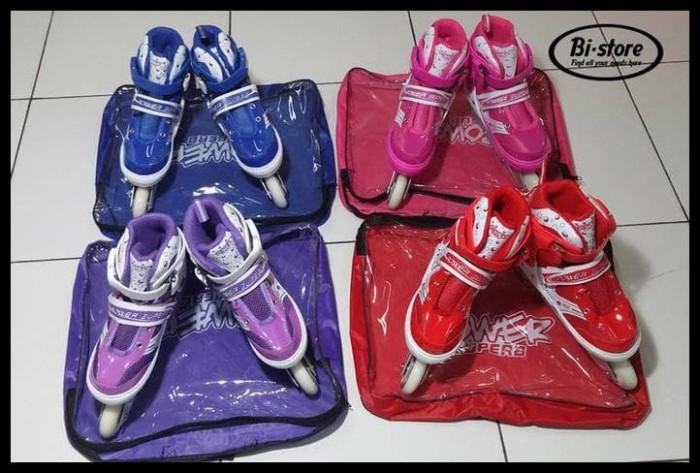 Jual (New Arrival) Sepatu Roda Inline Power Skate Superb Size S M L ... 033850223b