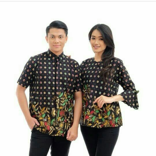 harga Batik kemeja couple Tokopedia.com