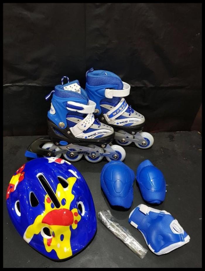 Jual Harga Grosir - Sepatu Roda Anak Fullset (Body Protecktor +Helm ... f5aa0c5fc5