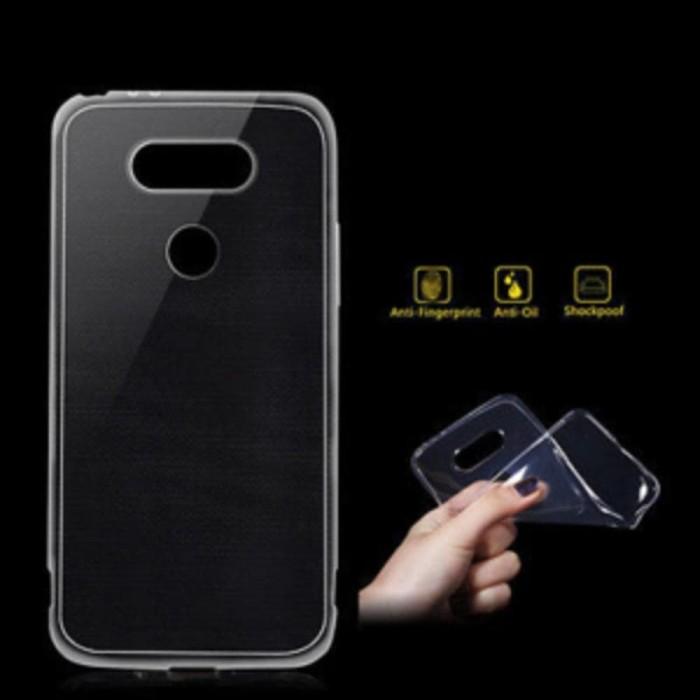 Case TPU Anti Crack Samsung Galaxy Note 8 Ultrathin Anti Benturan Anticrack Ultra Thin Transparan |